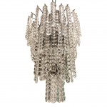 HL_Glass_Chandelier_bentply_London - 1